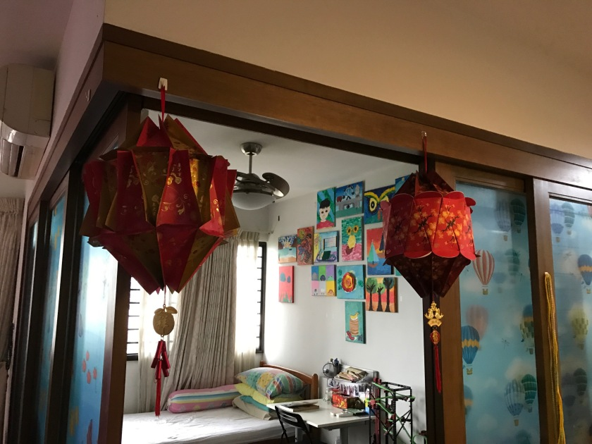 Cny ang pao arts miniliew for Ang pao decoration